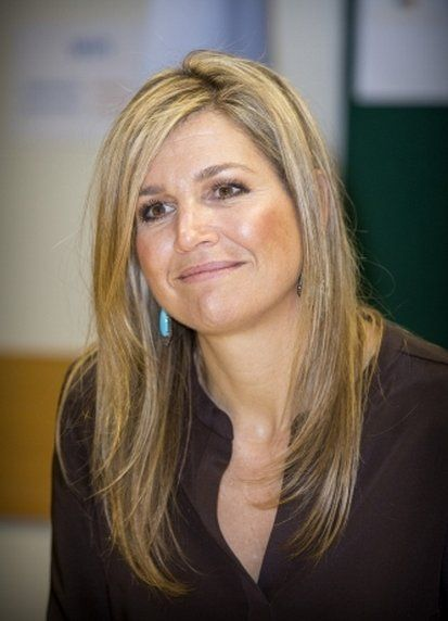 Queen Maxima of The Netherlands Visits Pakistan - 1st Day