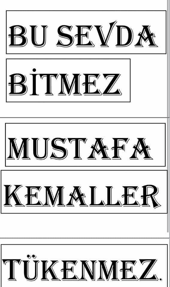 Mustafa Kemalller Okuma Calismasi Okul Faaliyetler