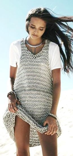 Nobody would fuck with me if I had a chainmail dress. Well. Except all the D guys. But it'd be cool, we'd drink beer and talk about slaying dragons.