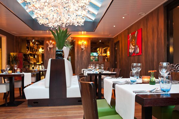 Sassafraz restaurant - Uden - Netherlands
