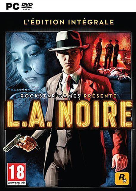 L.A. Noire Edition Intégrale - NEUF - Jeu PC