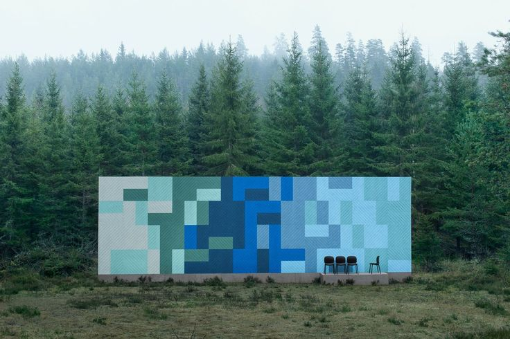 FUWL: acoustic panels The new range of acoustic panels designed by Form Us With Love for Baux is made of 5 wall patterns, combining 22 colours that follow the scheme of the Scandinavian landscape http://www.domusweb.it/en/news/2015/02/10/fuwl_acoustic_panels_for_baux.html