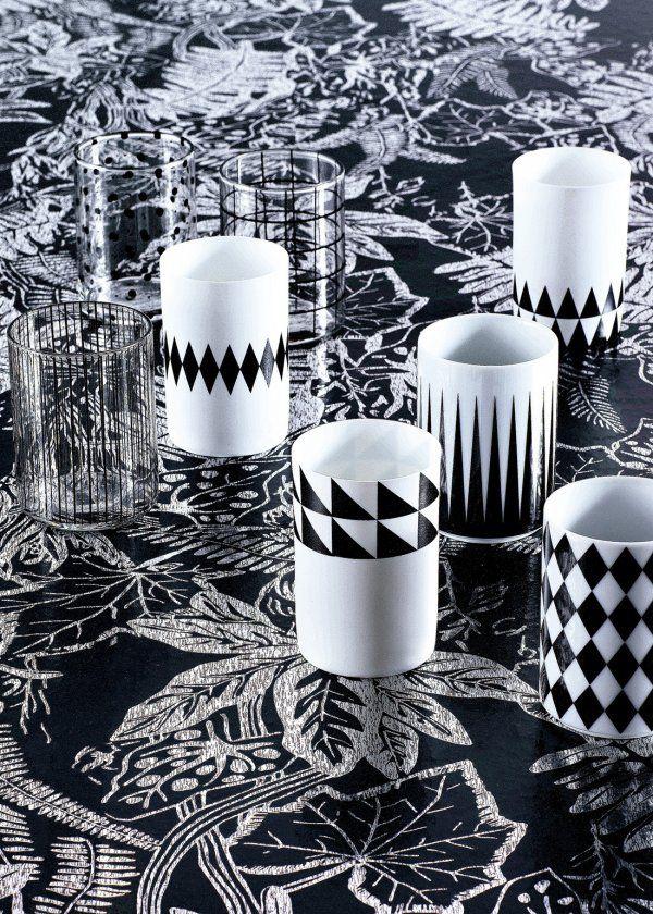 lovely objet deco noir et blanc 4 une dco en noir et blanc autrement
