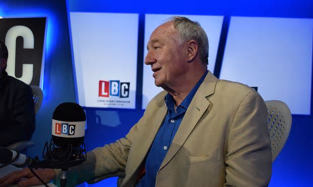 Yes,Ken Livingstone's radio showhas beendropped - but it's nothing to do with Hitler or anti-Semitism