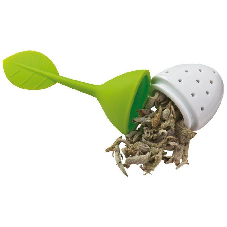 Design teaszűrő kék és almazöld színben