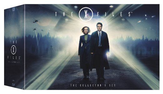 The X Files: Complete Seasons 1-9 [Blu-ray]: Amazon.co.uk: David Duchovny, Gillian Anderson, Mitch Pileggi, William B. Davis, Robert Patrick, Dean Haglund, Tom Braidwood, Bruce Harwood, Nicholas Lea, Annabeth Gish, Rob Bowman, Kim Manners: DVD & Blu-ray