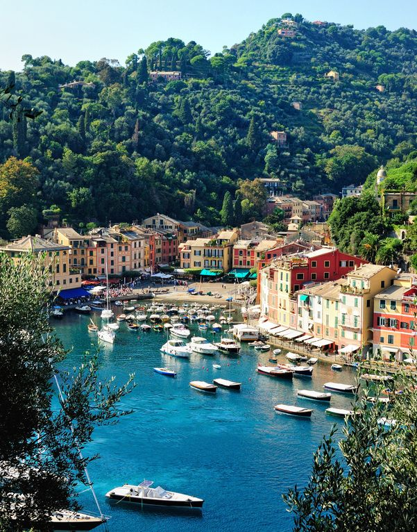 Portofino, Province of Genoa, Liguria region. Italy. www.caduferra.it