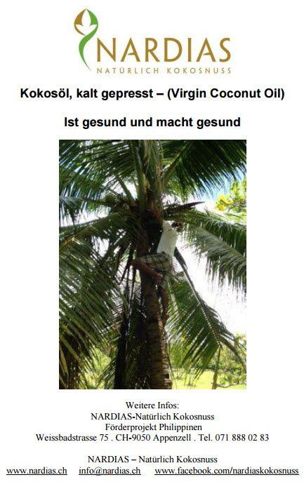 Gratis eBook Was die gesunde Kokosnuss und das Kokosöl alles kann. Download gratis zu eBook