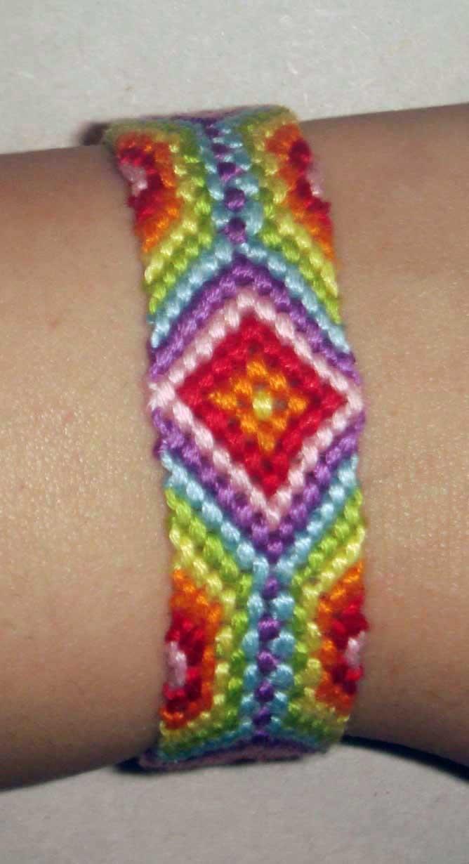 #rainbow #bracelet