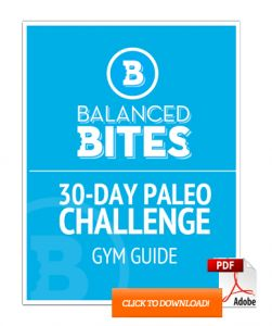 30 Day Paleo Challenge Nutrition Guide