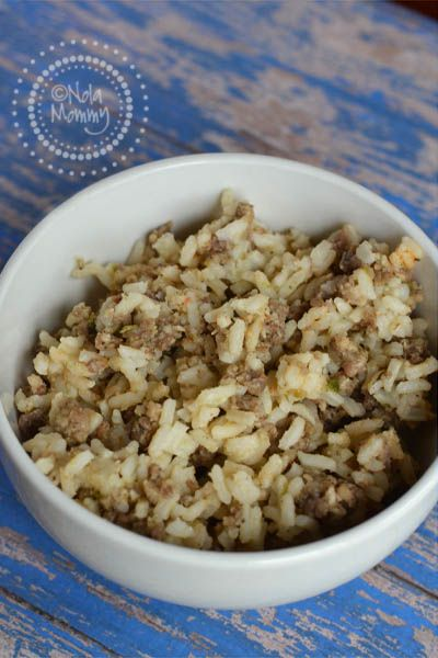 Jimmy Dean Sausage, Dirty Rice Recipe