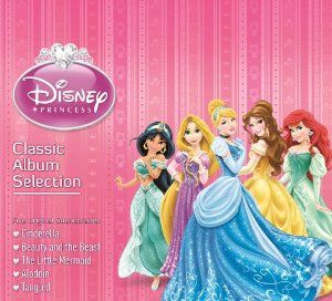 Know someone who LOVES Disney princess'? This Classic Album Selection has everything they could want! #Christmas #Gift #ideas