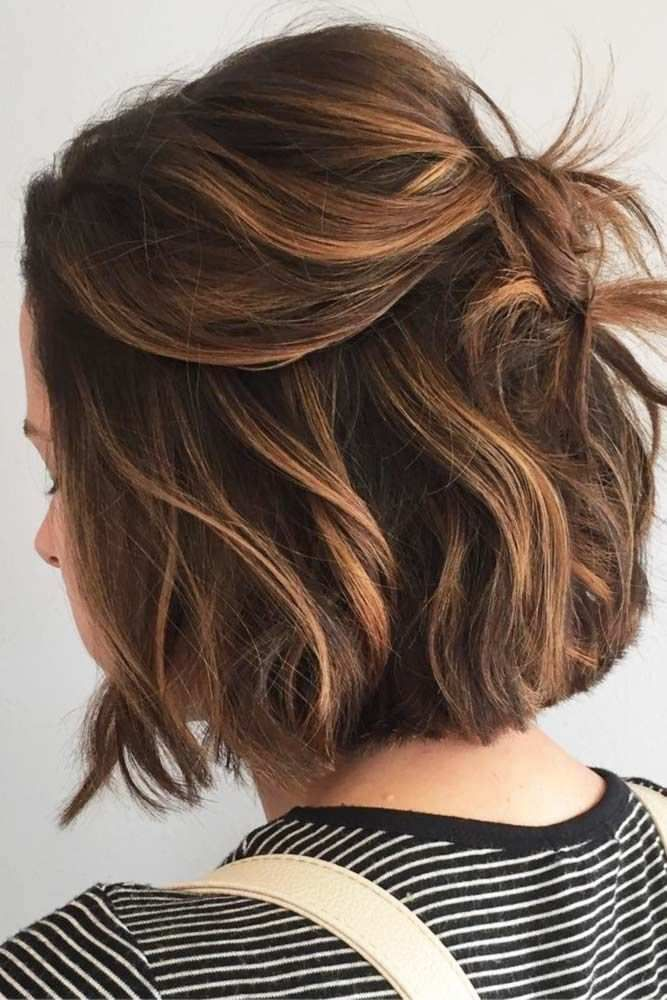 cool brown hair ideas