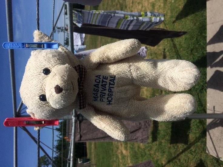 Lost on 20 Jun. 2016 @ Canberra, Australia. Hi All, this is probably looking for a needle in a haystack but my son lost his beloved teddy somewhere between Canberra and Port Macquarie on 20th of 21st June 2016. Teddy has been in our family f... Visit: https://whiteboomerang.com/lostteddy/msg/c497en (Posted by Mark on 25 Jun. 2016)