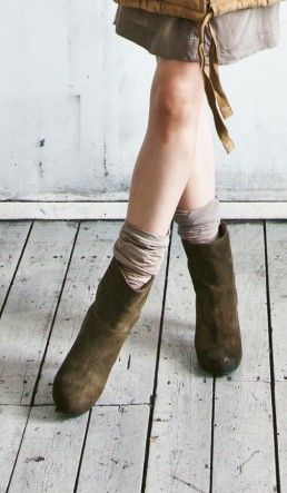 Pull boots - Plümo Ltd