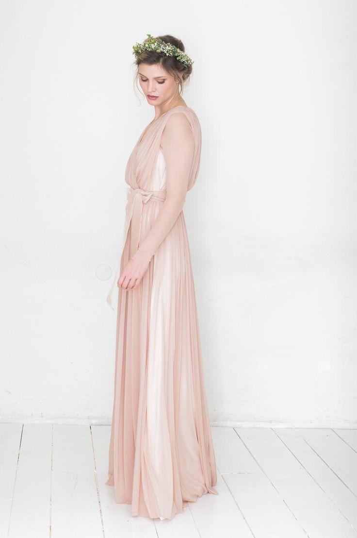 Brautjungfernkleid von elfenkleid gefunden bei www.weddingstyle.de