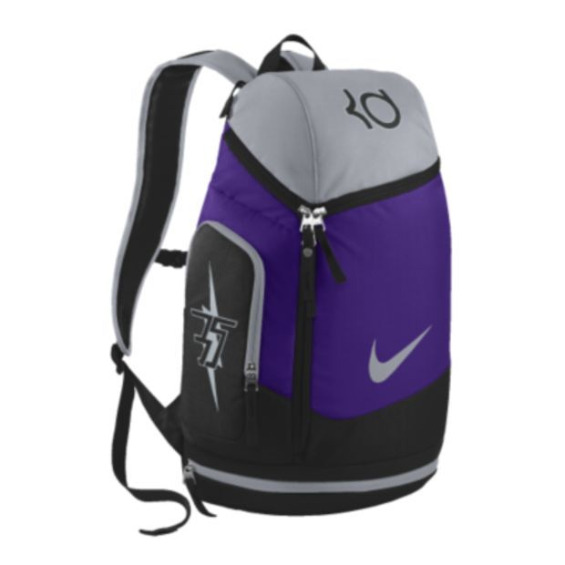 ecce82998c5 Nike KD Max Air iD Backpack (Purple)   School Sports   Pinterest   Backpacks,  Nike and Nike bags