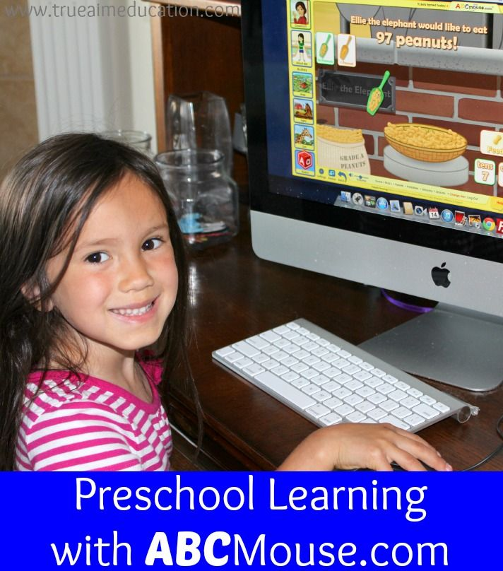 Preschool Learning Games: ABC Mouse Review and Giveaway!