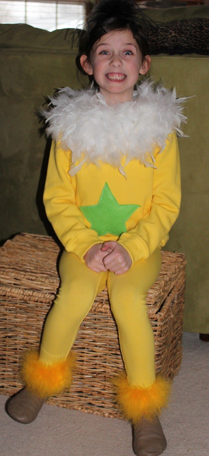 starbelly sneetches costume  Dr. Seuss day