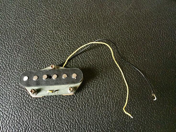 Fender Vintage 1973 Telecaster Bridge Pickup 1972 1974, NO RESERVE