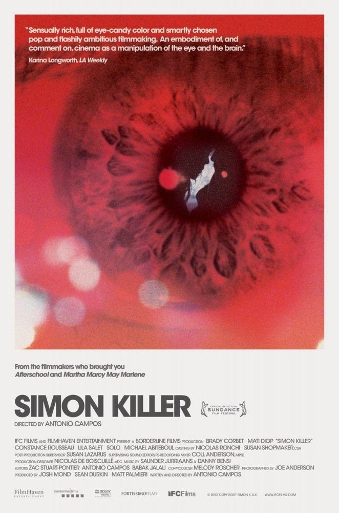 Саймон-убийца (Simon Killer)