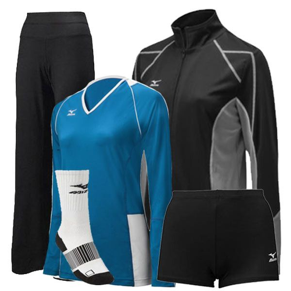 Mizuno Volleyball Team Package #5 $143.60