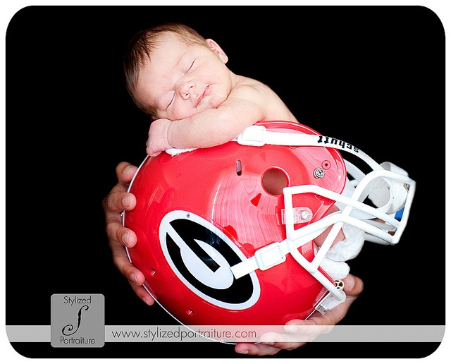get em hooked young! Probably will need to do this for my hubs but another shot in a FSU helmet of course :)