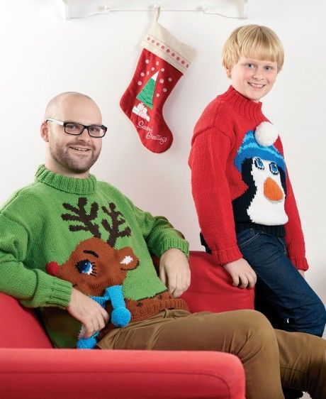 Christmas Jumpers For All The Family