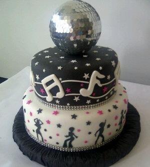 25 Best Ideas About Disco Cake On Pinterest Disco