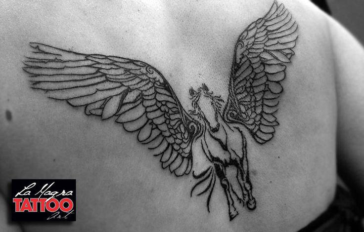 #pegasus #tattoo