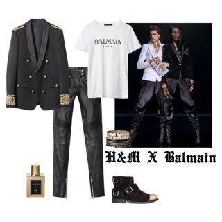 H&M X Balmain Vol.II