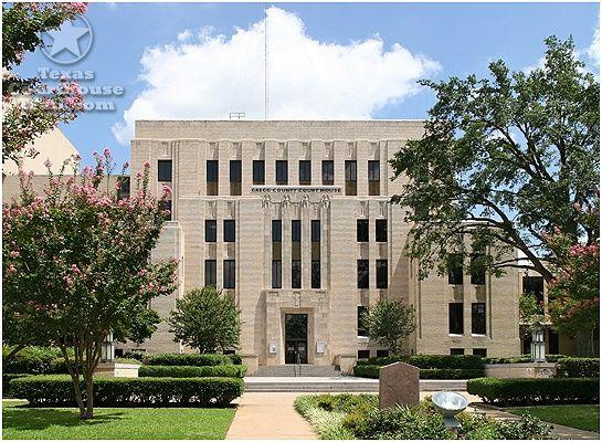 San Patricio County Courthouse Design on