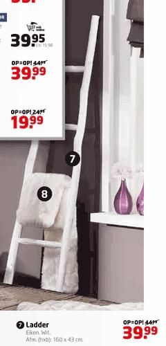 25 beste idee n over decoratieve ladders op pinterest for House doctor ladder