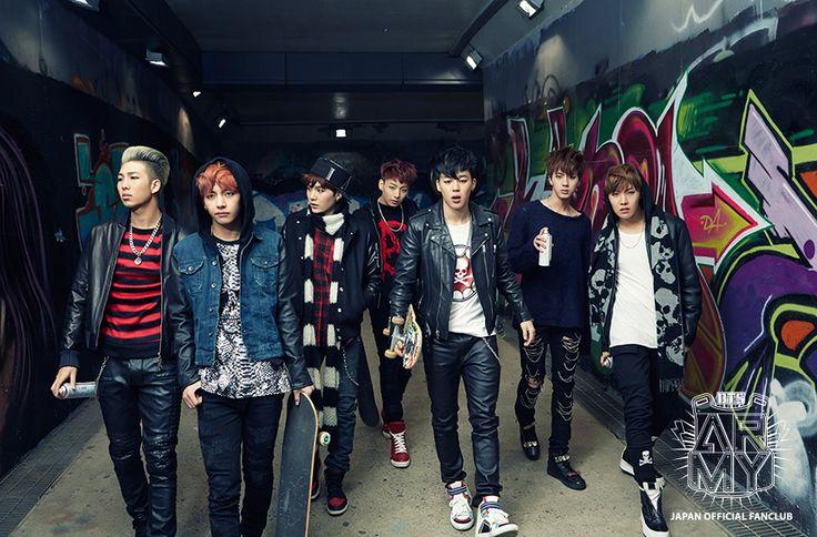 Bangtan Boys - 방탄소년단