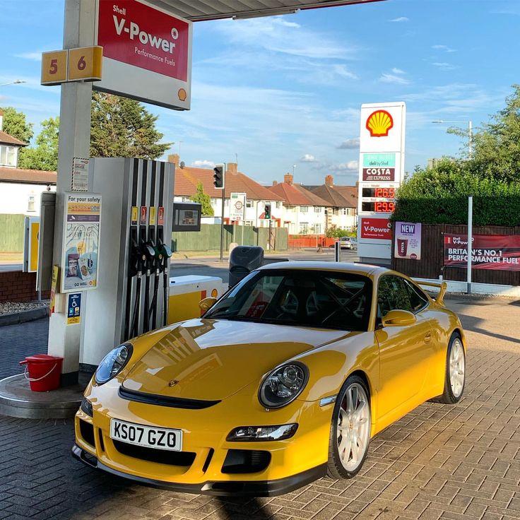 997.1GT3 (With images) Porsche 911, Porsche, Gt3