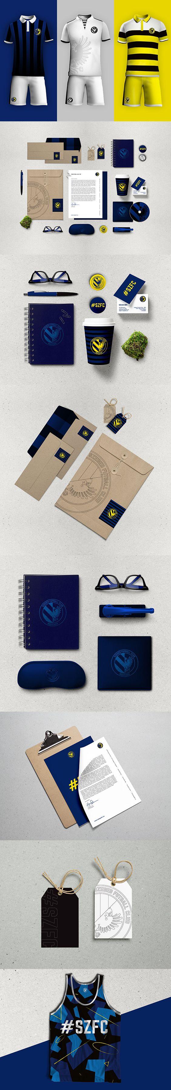 Szeged FC - Branding and kit design by ZIIJN. https://ziijn.myportfolio.com