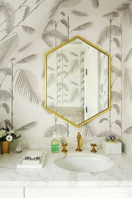 Home-Styling | Ana Antunes: Palm Leaves and Palm Jungle wallpaper