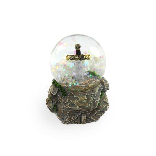 Buy the Sword in the Stone Snow Globe - Small from our collection of Tintagel sounvenir gifts at English Heritage online gift shop. Next day and International delivery available.