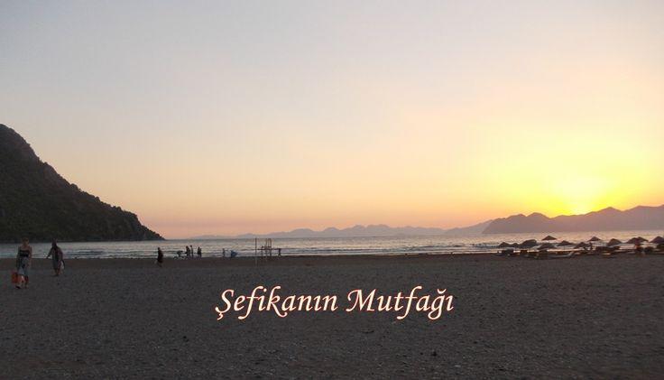 #İztuzu Plajı, #Dalyan -Türkiye #iztuzuplajı #türkiye #ege #deniz #gününkaresi #sea #objektifimden #beach #beautifulday