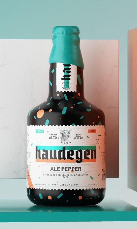 Haudegen Beer by Constantin Bolimond