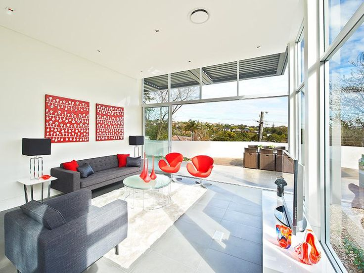 22 best images about Living Room Inspiration on Pinterest | Red ...