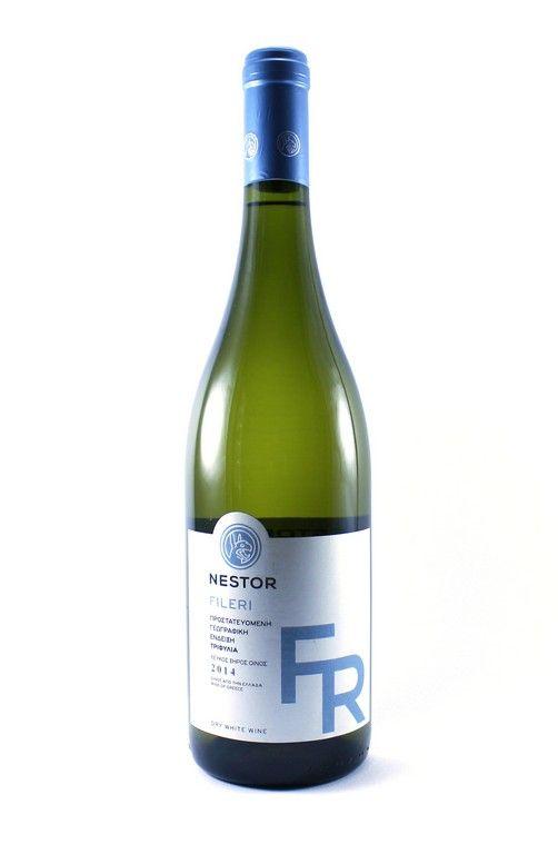 ''NESTOR'' Fileri White Dry Wine 750ml