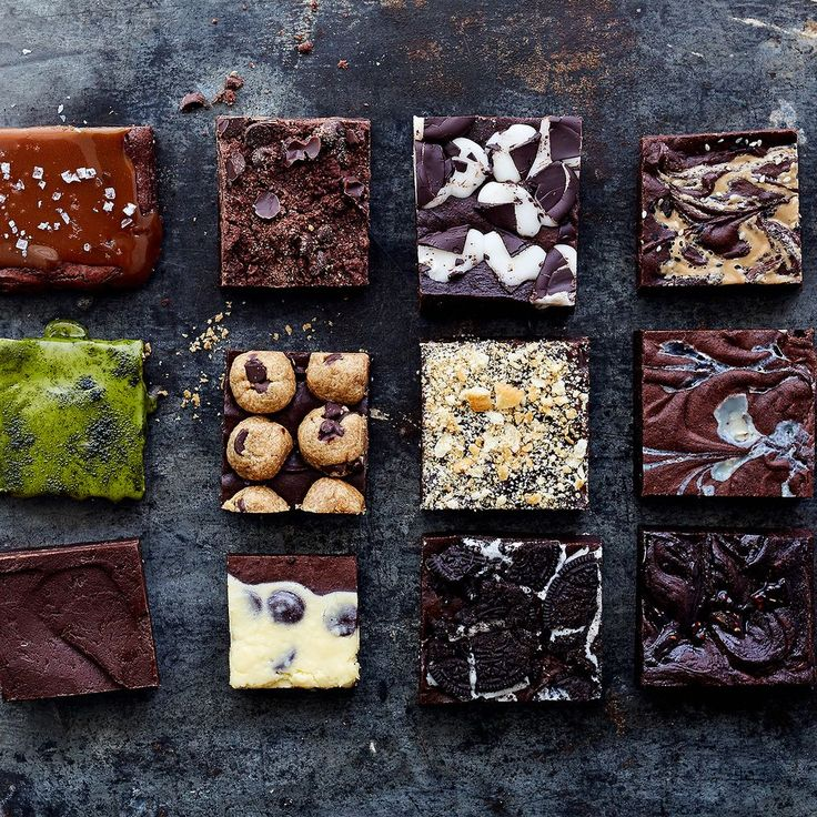 12 Ways to Take Brownies Where They've Never Been Before on Food52