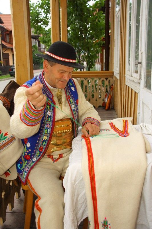 ludzie Pienin: Jan Kubik