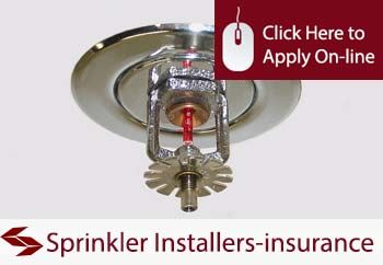 sprinkler installation contractors liability insurance in Gibraltar