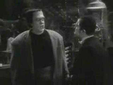 """The Munsters Today Unaired Pilot - """"Still The Munsters After All These Years"""" - Part 1 of 8 (Loved seeing the cloud of dust when Herman face planted)"""