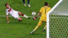 Das Tor zum Titel: Götze gegen Argentinien  © imago