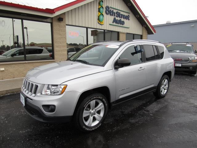 This 2012 Jeep Compass Latitude is listed on Carsforsale.com for $14,995 in Wisconsin Rapids, WI. This vehicle includes Power Steering,Power Brakes,Power Door Locks,Power Windows,Anti-Lock Braking System,Heated Seat(s),Front Bucket Seats,Cloth Upholstery,Auxiliary Audio Input,Dual Air Bags,Side Impact Airbag(s),Keyless Entry,Tachometer,Cruise Control,Tilt Steering Wheel,Elec. Rear View Mirror,Fog Lamps,Heated Outside Mirrors,Dual Electric Mirrors,Vehicle Stability Assist,Traction…