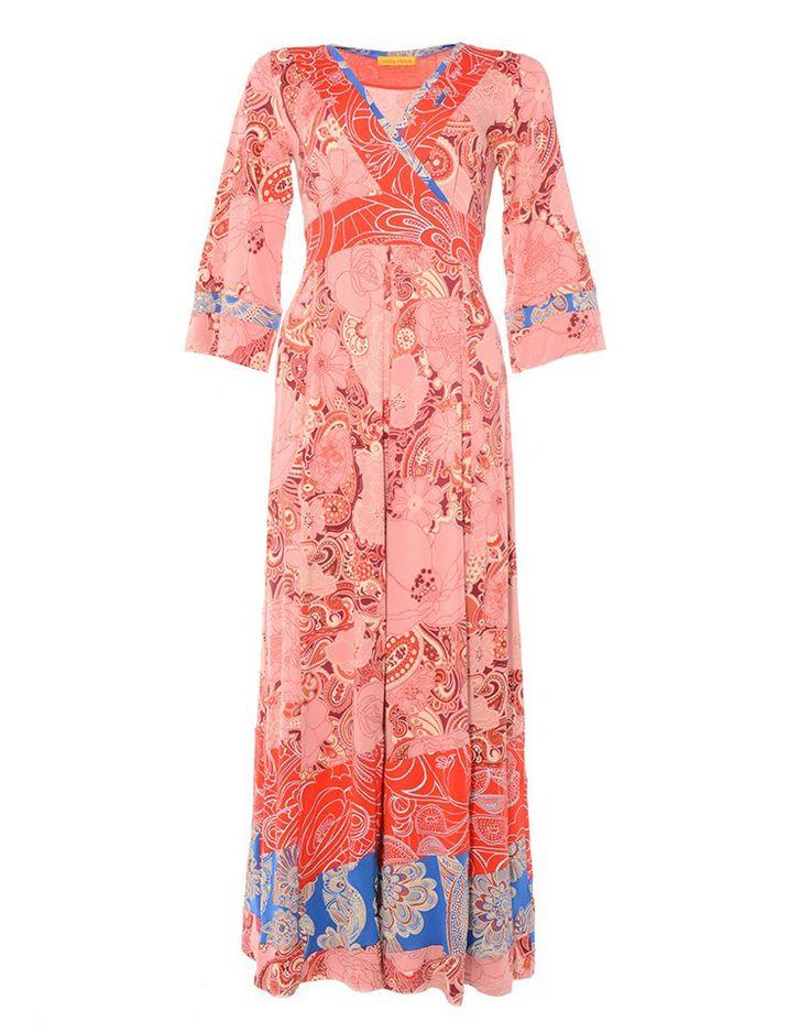 MAYA PRASS | You'll-Be-Mine Maxi Dress - Women - Style36