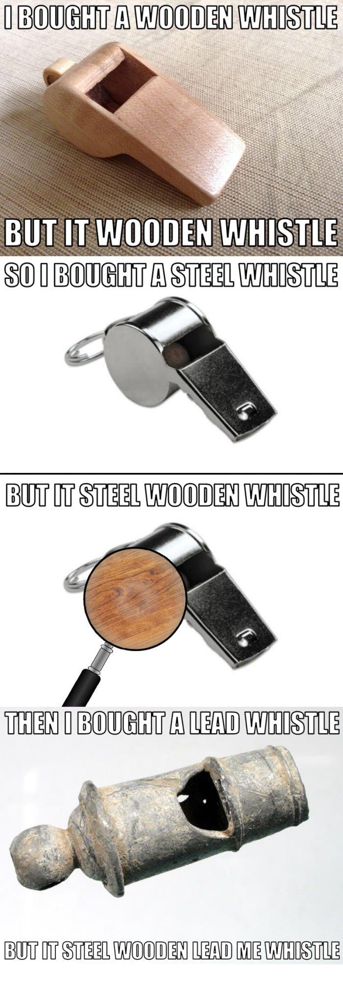 Wooden whistle http://ift.tt/2sh8MRh